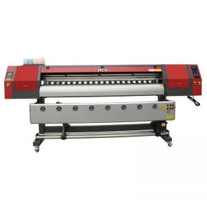 1.8m pîvanê dye sublimation printer bi sê dx5 print head ji bo t-shirt print-wer-EW1902