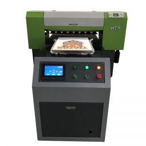 2018 nû hilbijêre 8 rengên inkjet a1 6090 uv flatbed printer