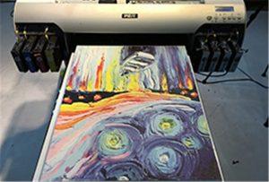 Ji hêla Canvas ve ji A2 UV Zûveker WER-EH4880UV