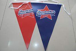 Banner Barkerê Flag of 1.8m (6 feet) printer ekco solvent printed by WER-ES1801 2