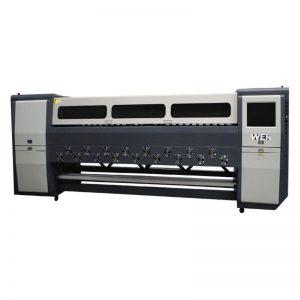 Kalîteya K3404I / K3408I Pêvanê Solvent 3.4m heavy duty inkjet printer