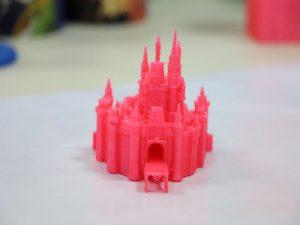 Yek-çareserkirina çareserkirinê ya 3D-ê