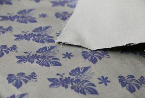Sample print printing 2 bi alîyê textile printng digital de WER-EP7880T