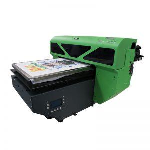 Çaperê UV-ê A4 / A3 / A2 + Tshirt Printer DTG, pargîdan, nûnerên WER-D4880T