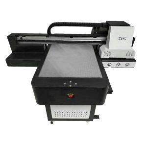 Digital uv flatbed inkjet rasterast printer tinter shirt DTG printer WER-ED6090T