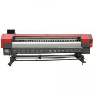 eco solvent printer dx7 head 3.2m pîşesaziya fransî ya fransî, Vinyl printer WER-ES3202