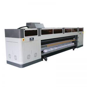 High resolution resolution high speed digital inkjet machine with ricoh gen5 print head UV planner WER-G-3200UV